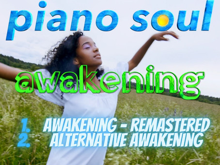 """Awakening"" (2 tracks) - Released on 12.Jan.21"