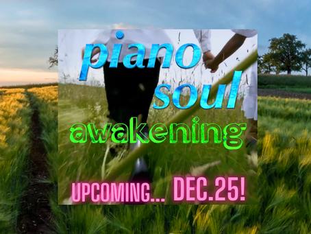 """awakening"" - New Single Releases on Dec. 25th"