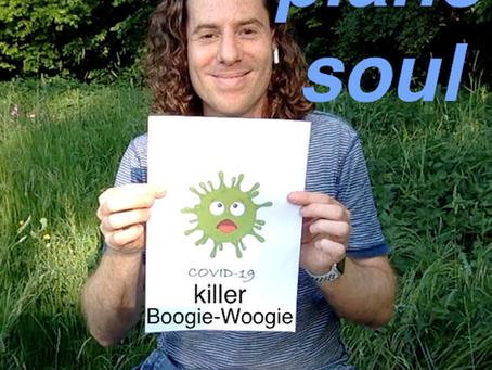 """Covid-19 Killer Boogie-Woogie"" - Single & Music Video released"