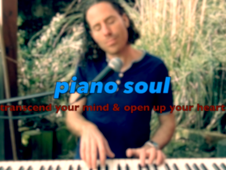 """Transcend your mind & open up your heart"" - Single and Music Video released"