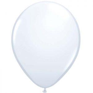 BALLON OVALE PEARL WHITE