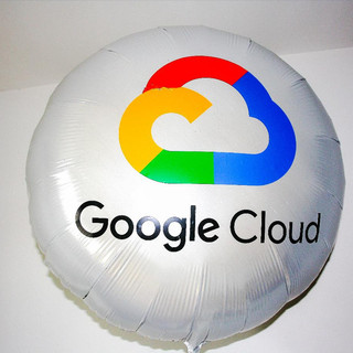 ballon impression logo GOOGLE