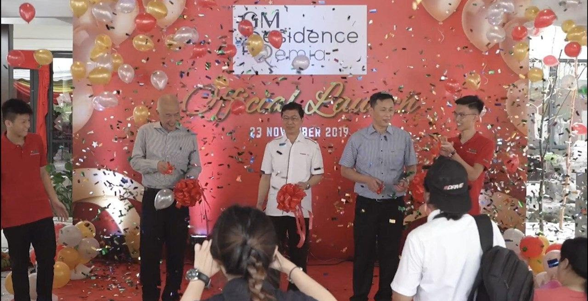 Official Launch of GM Residence Remia