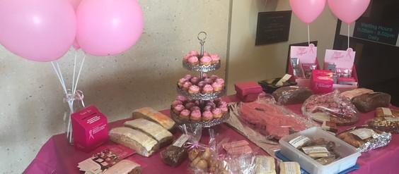 Breast Cancer Awareness Month - Pink Ribbon Morning Tea