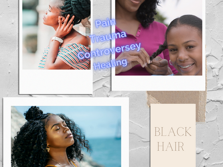Black Girls and Hair Insecurity