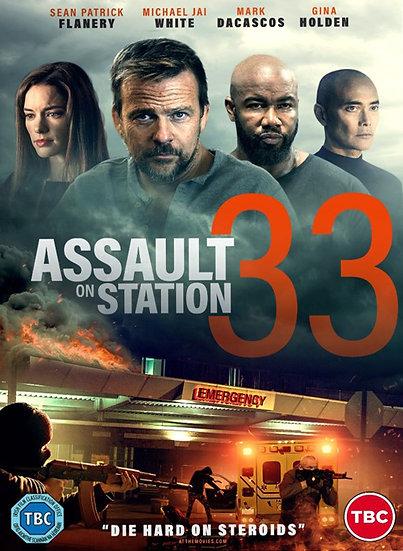 Assault on Station 33