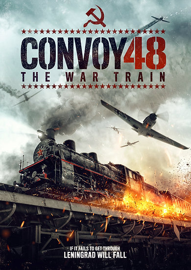 Convoy 48 -The War Train