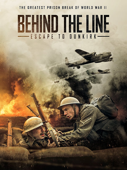 Behind the Line - Escape to Dunkirk