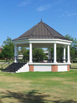 Fort Sill Bandstand