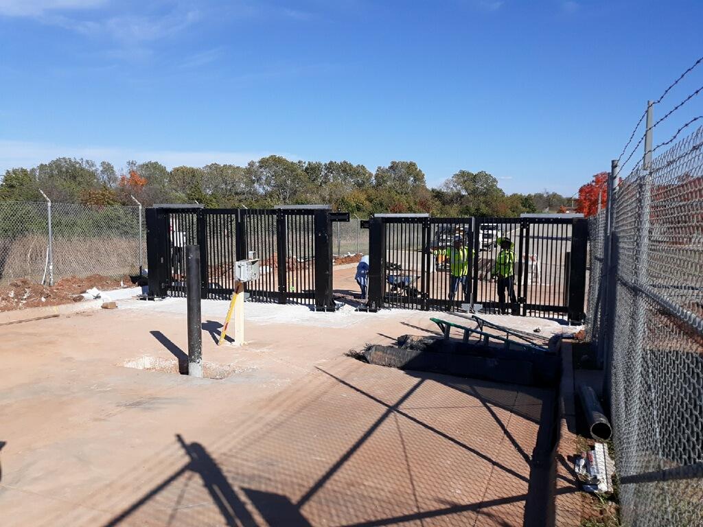 Design/Build Gate Installation