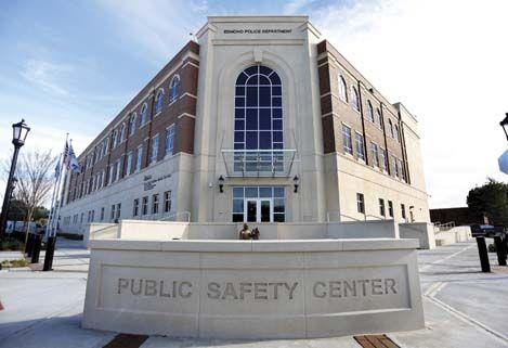 City of Edmond Public Safety Center