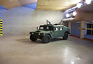 Building 399 - Indoor Firing Range