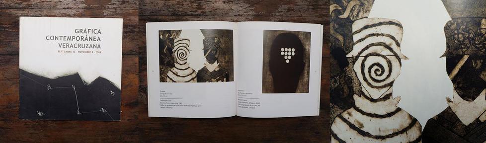 Catálogo Gráfica Contemporánea Veracruzana