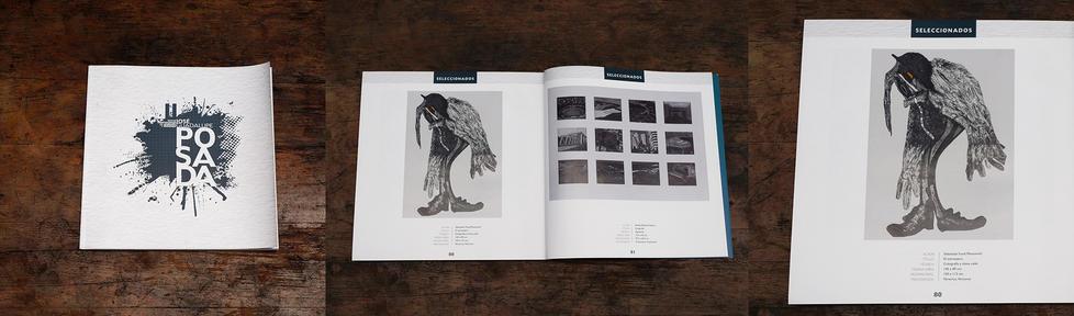 """Seleccionado en: """"Bienal internacional de artes gráficas José Guadalupe Posada"""" en Aguas Calientes. México"""