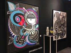 Art fair Lausanne