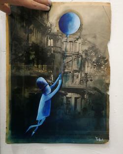 Le ballon bleu _7