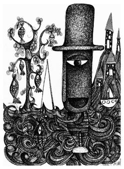 L'Homme au chapeau 1