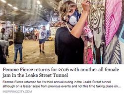 FEMME FIERCE 2016
