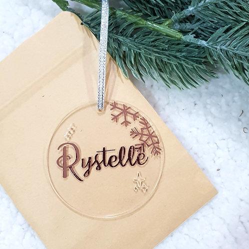 Twinkle Ornament