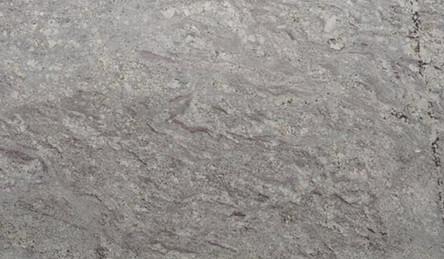 absolute white granite slab grey wave example