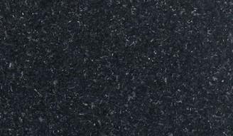 absolute black granite honed