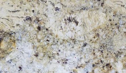 golden beach granite sample