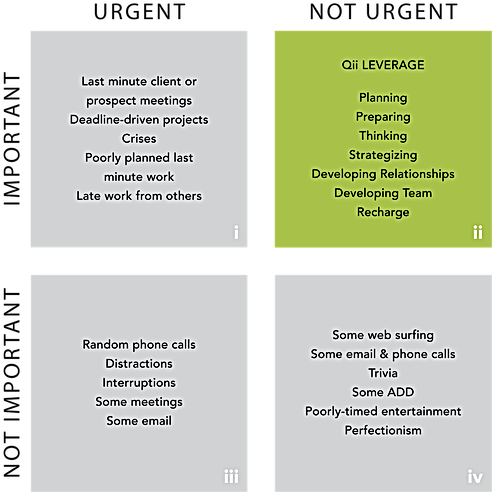 The Qii Consulting Approach