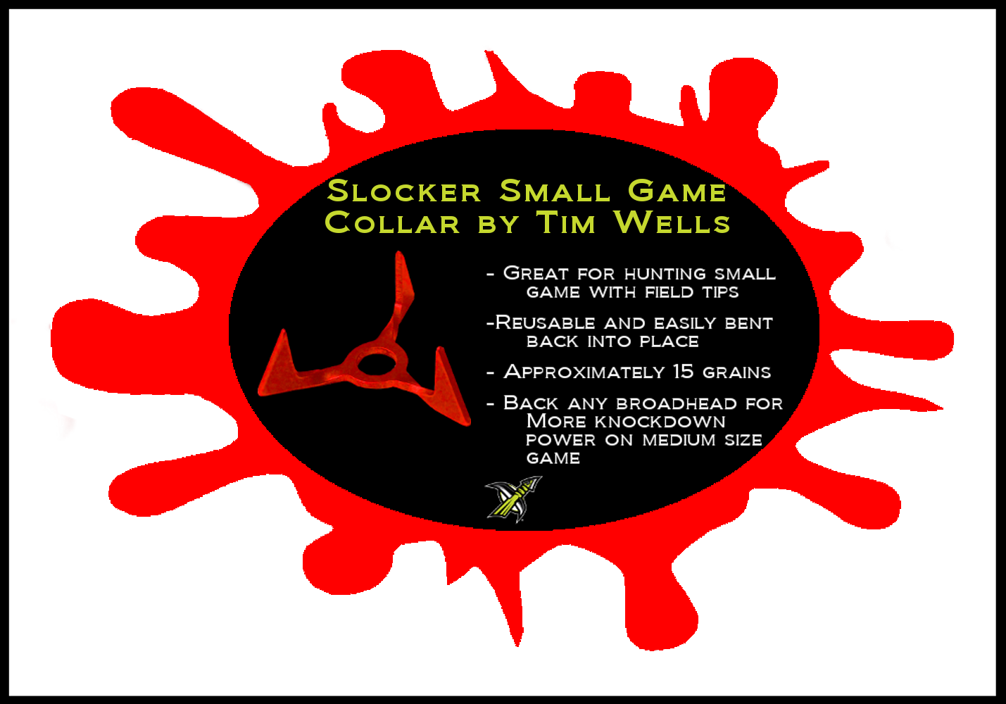 Slocker Small Game Collar
