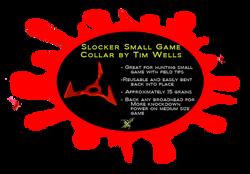 Slocker Small Game Collar