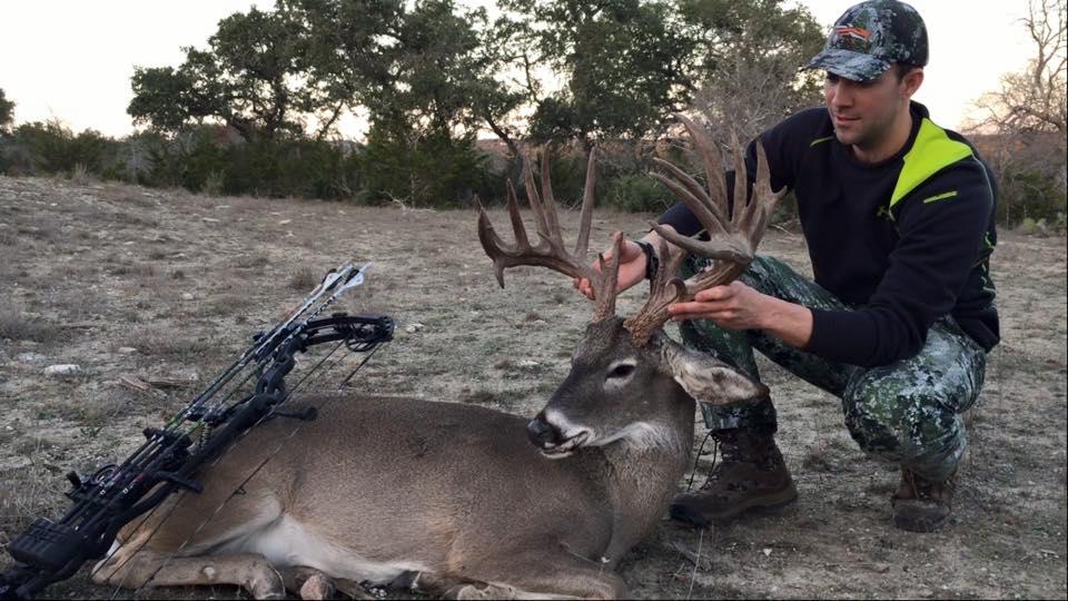 Wes Bewley - 244 inch buck