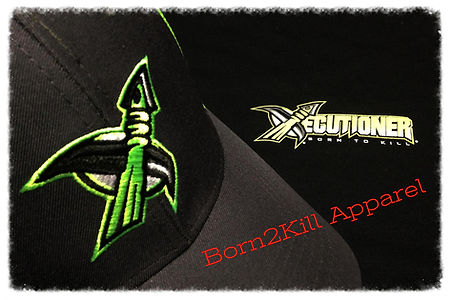 Xecutioner Born2Kill Apparel