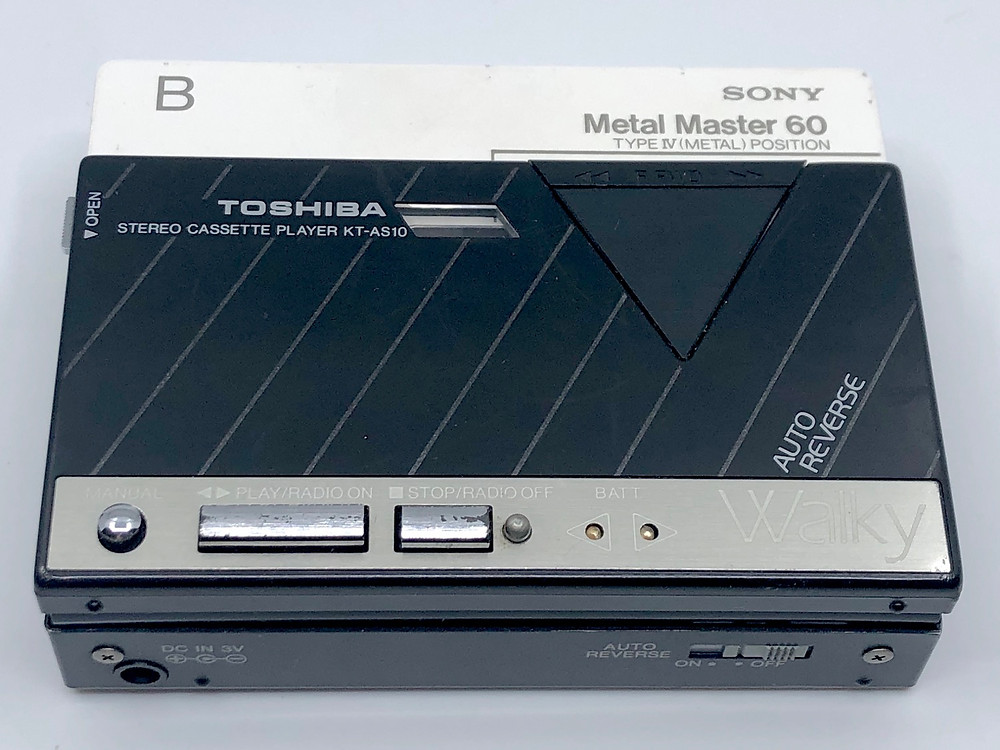 Toshiba KT-AS10 Black