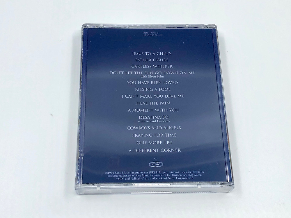 The Best of George Michael MD Album