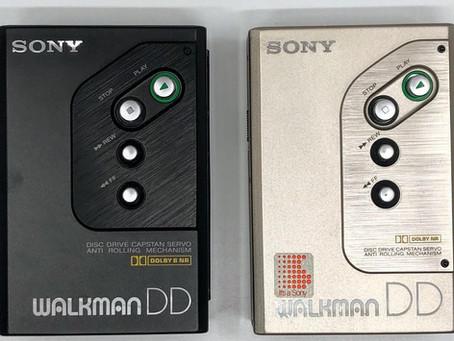 Sony Walkman WM-DD10 DD1