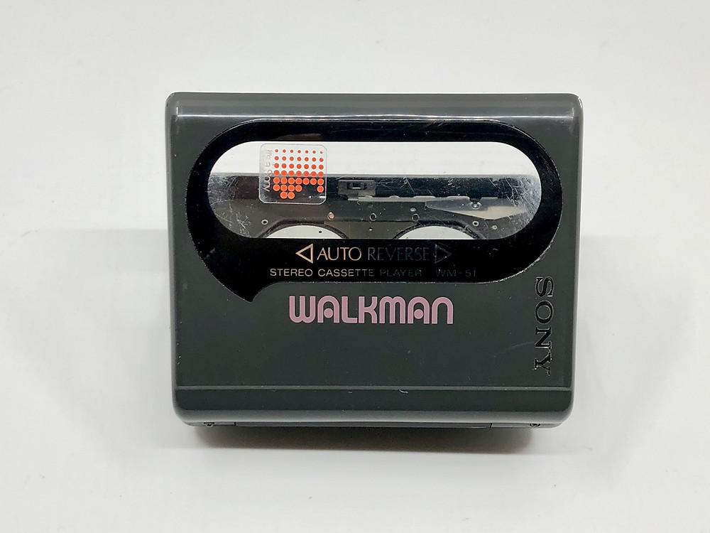 Sony Walkman WM-51 Portable Cassette Player