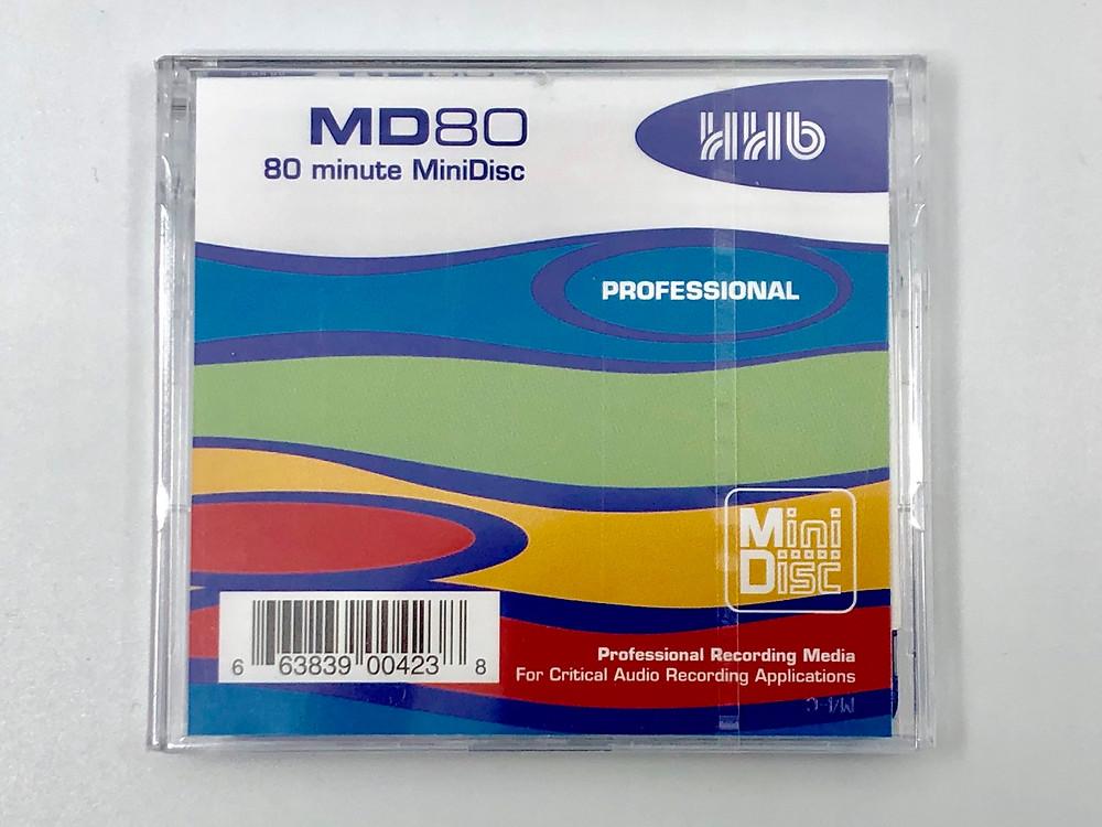 HHB Professional MD Disc