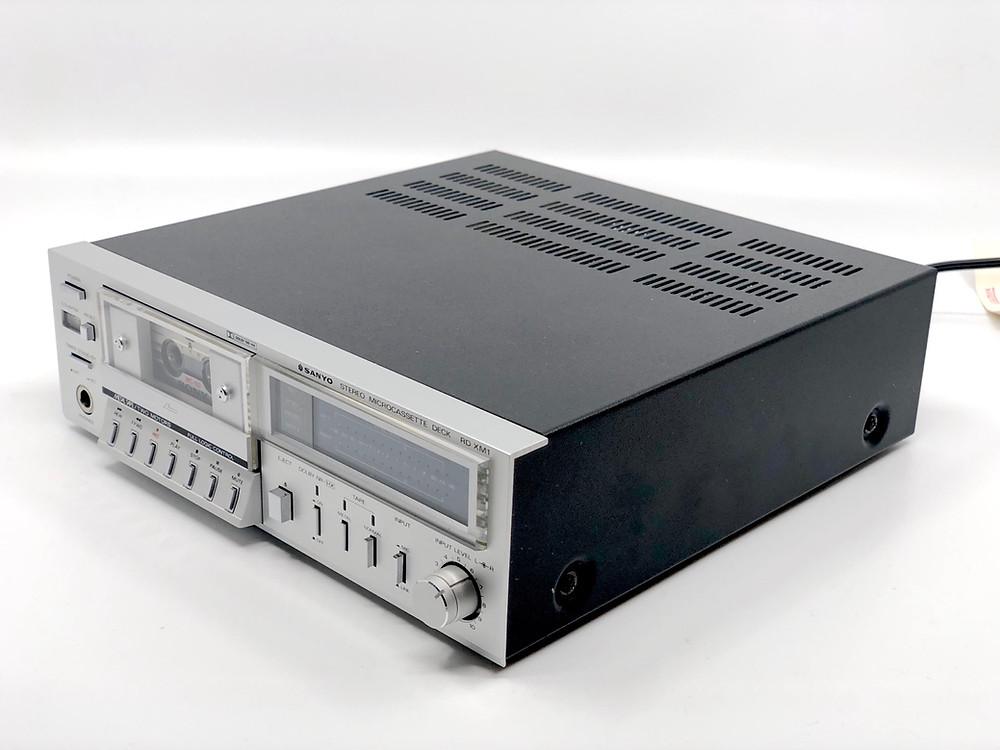Sanyo RD-XM1 Microcassette Deck