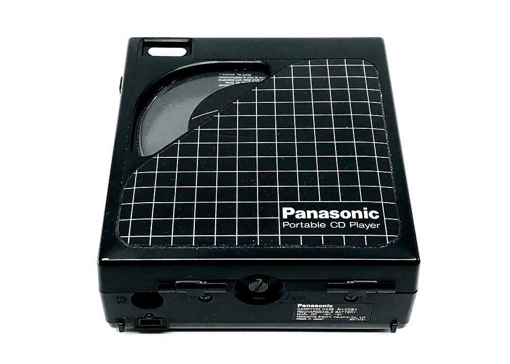 Panasonic SL-NP3 Portable CD Player