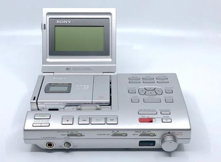 Sony MD Walkman MZ-R5ST MiniDisc Recorder