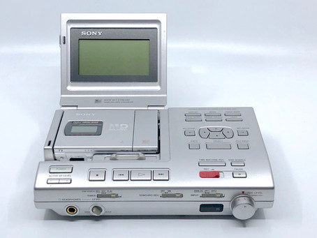 Sony MD Walkman MZ-R5ST MiniDisc Recorder