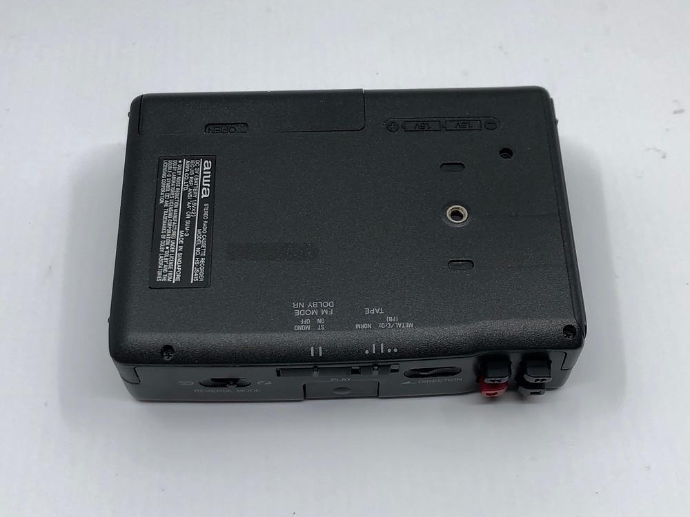 Aiwa HS-JS415 Portable Cassette Recorder