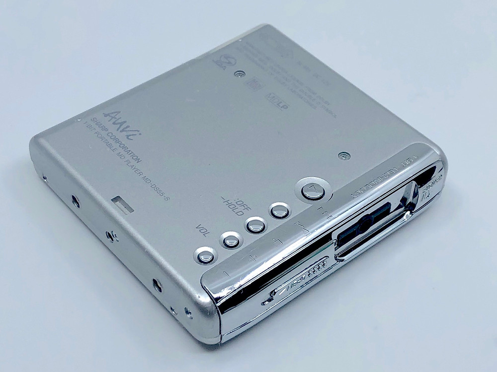Sharp MD-DS55S MiniDisc MD Player