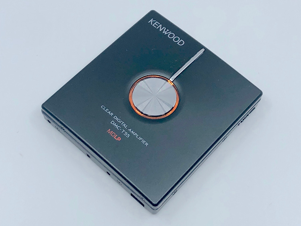 Kenwood DMC-T55 MD MiniDisc Player