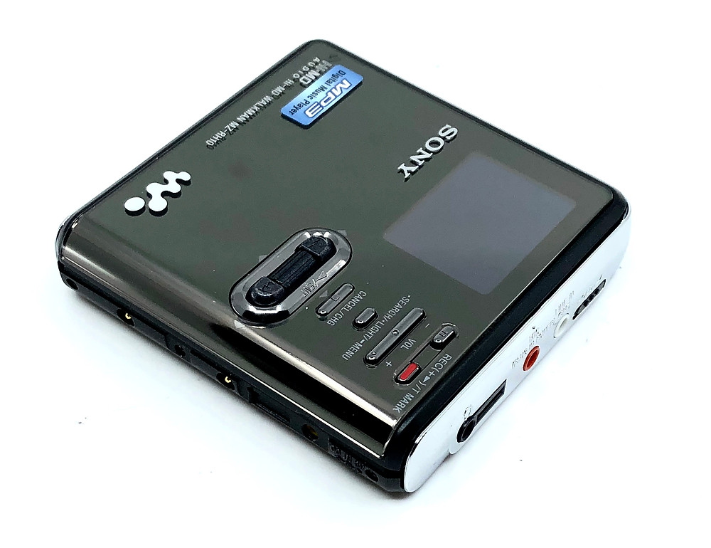 Sony MZ-RH10 Hi-MD Recorder