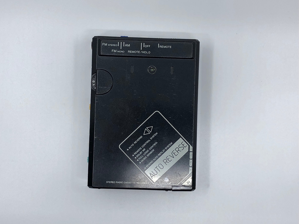 Aiwa HS-J500 Portable Cassette Recorder