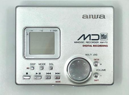 Aiwa AM-F5 MD Recorder