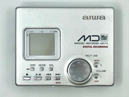 Aiwa AM-F5 MD Recorder