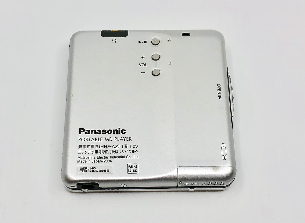 Panasonic SJ-MJ19 MD Player