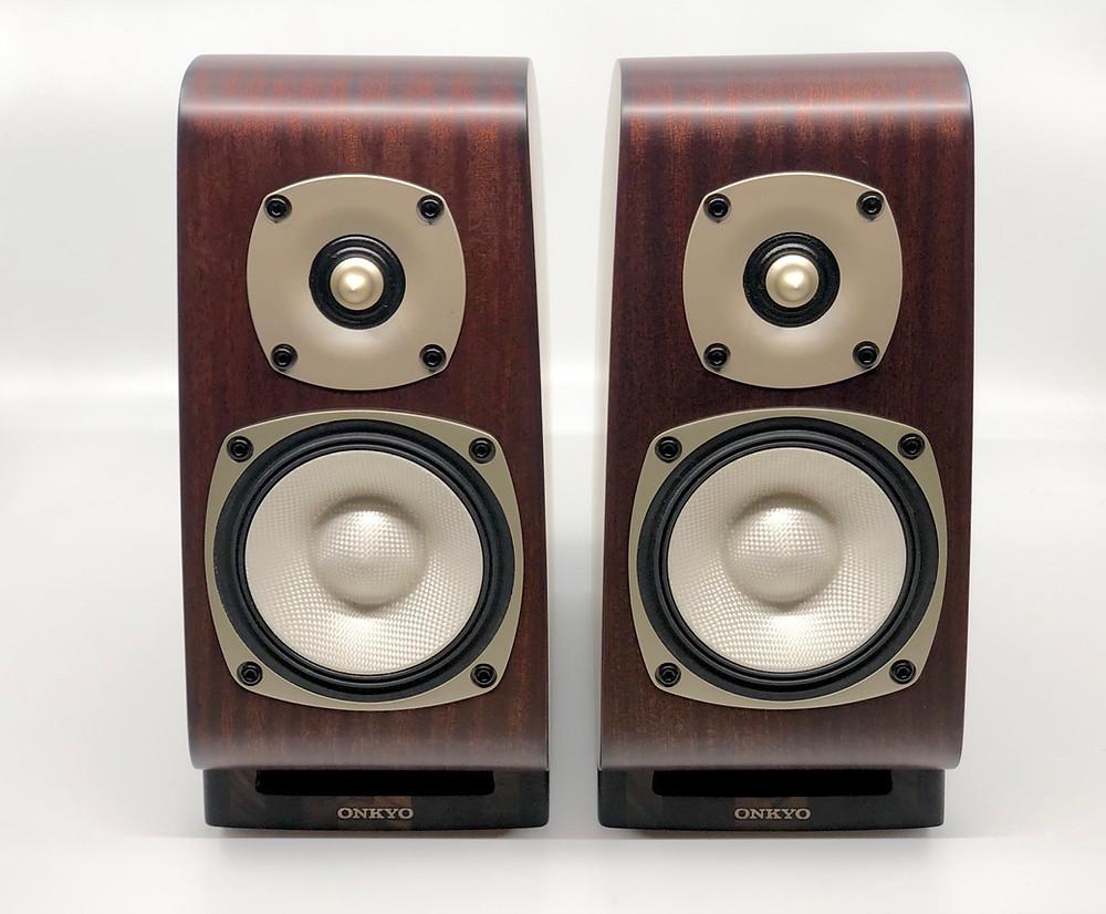 Onkyo D-TK10 Speaker Onkyo x Takamine