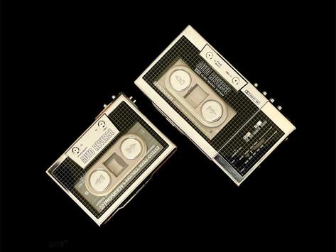 Pioneer PK-3 Portable Cassette Player